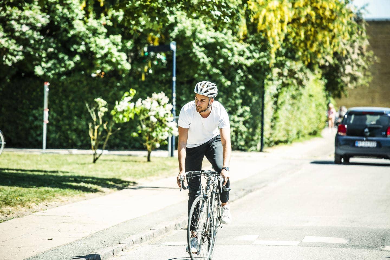 Cykel slutseddel Slutseddel